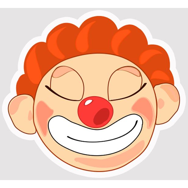 Clown Joy messages sticker-6