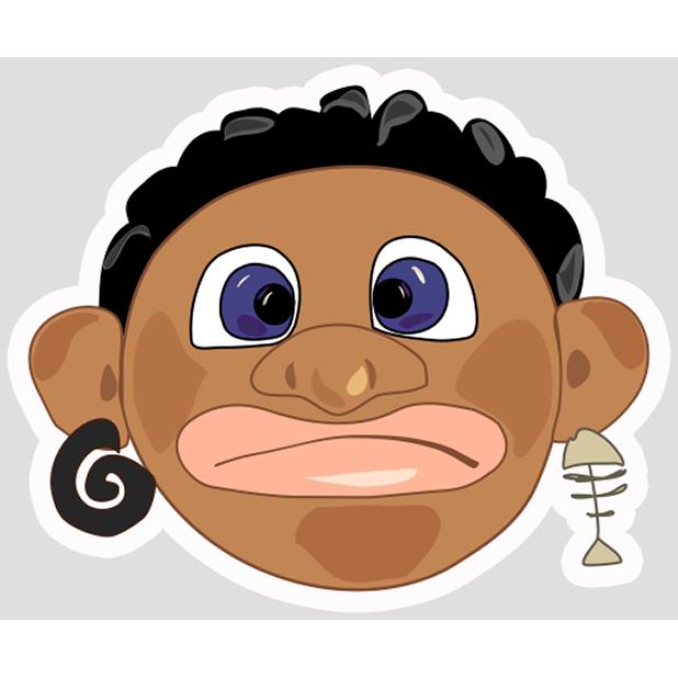 Ethiopian Aborigen messages sticker-7