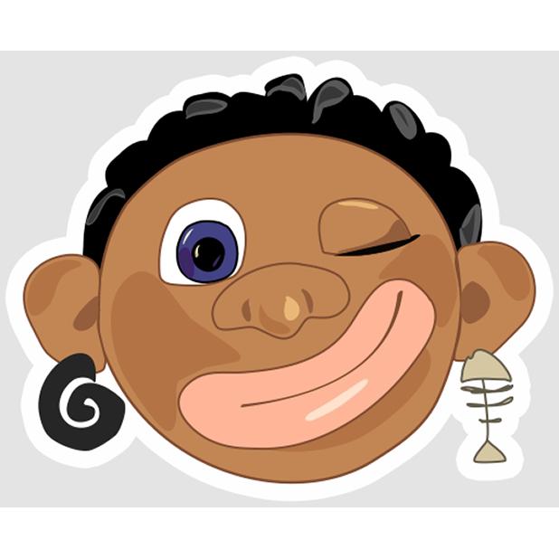 Ethiopian Aborigen messages sticker-2