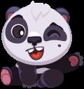 pandaSTiK sticker for iMessage messages sticker-0