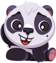 pandaSTiK sticker for iMessage messages sticker-10