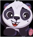 pandaSTiK sticker for iMessage messages sticker-10
