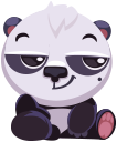 pandaSTiK sticker for iMessage messages sticker-11