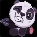 pandaSTiK sticker for iMessage messages sticker-2