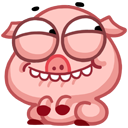 pigSTiK stickers for iMessage messages sticker-10