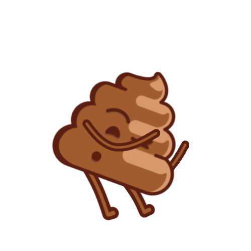 Thrusty Poop messages sticker-11
