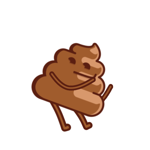 Thrusty Poop messages sticker-4