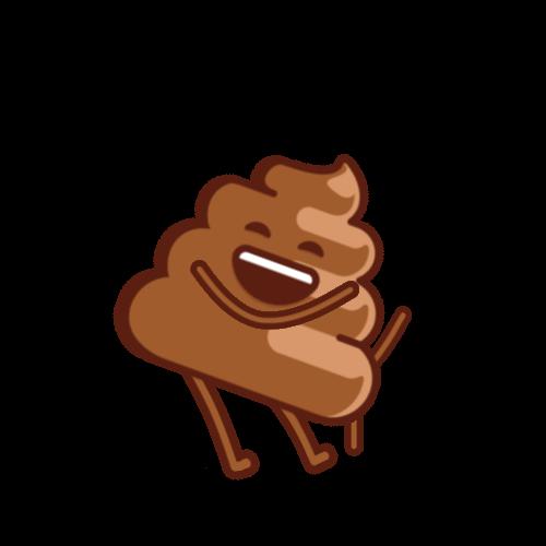Thrusty Poop messages sticker-6