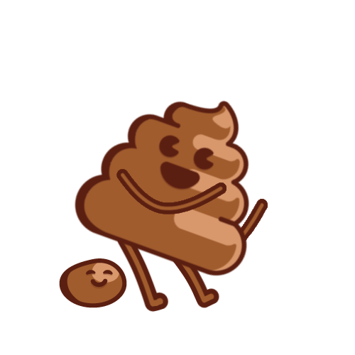 Thrusty Poop messages sticker-3