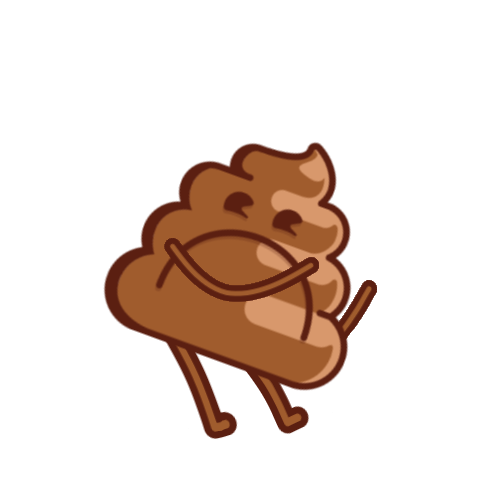 Thrusty Poop messages sticker-9