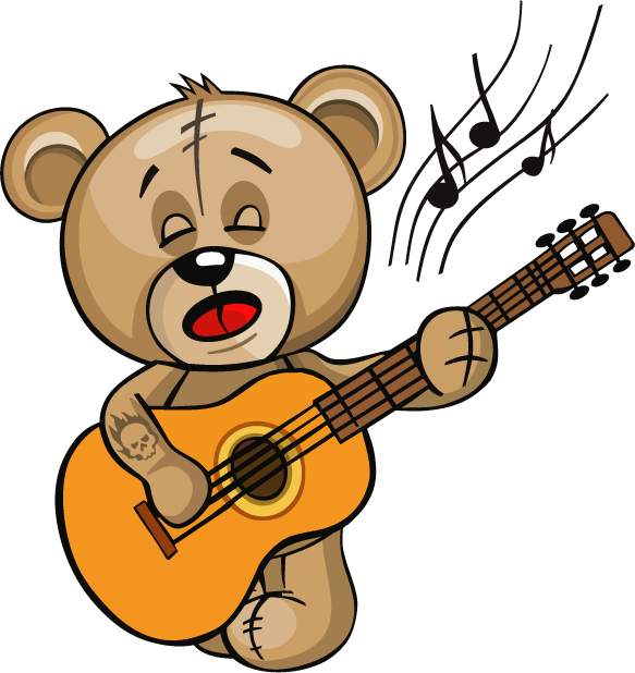 Huge Teddy Bear messages sticker-5