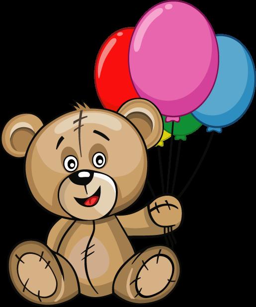 Huge Teddy Bear messages sticker-0