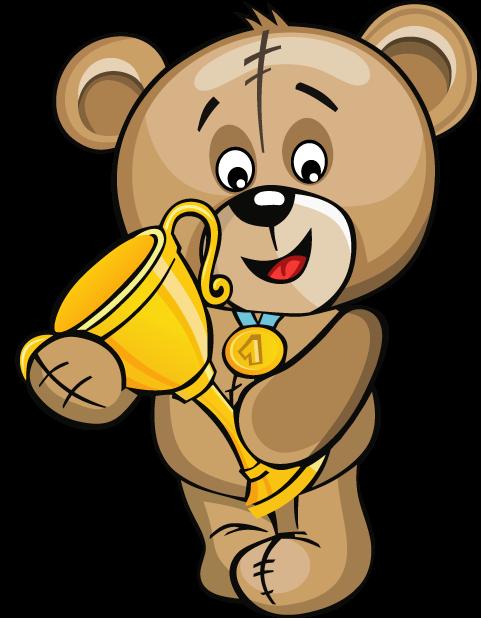 Huge Teddy Bear messages sticker-4
