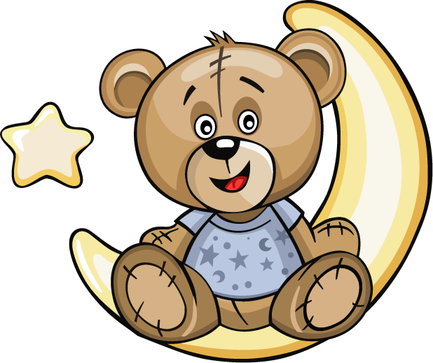 Huge Teddy Bear messages sticker-7