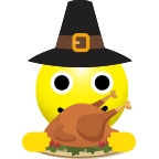 Fun Thanksgiving Sticker messages sticker-4