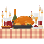 Fun Thanksgiving Sticker messages sticker-8