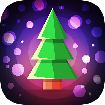 Xmas 2019: Christmas Tree Game messages sticker-0