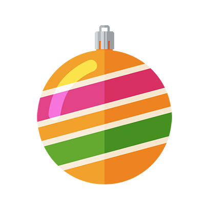 Xmas 2020 christmas tree game messages sticker-11