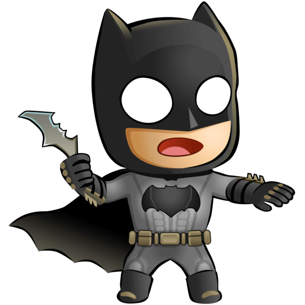 Justice League - Stickers messages sticker-5
