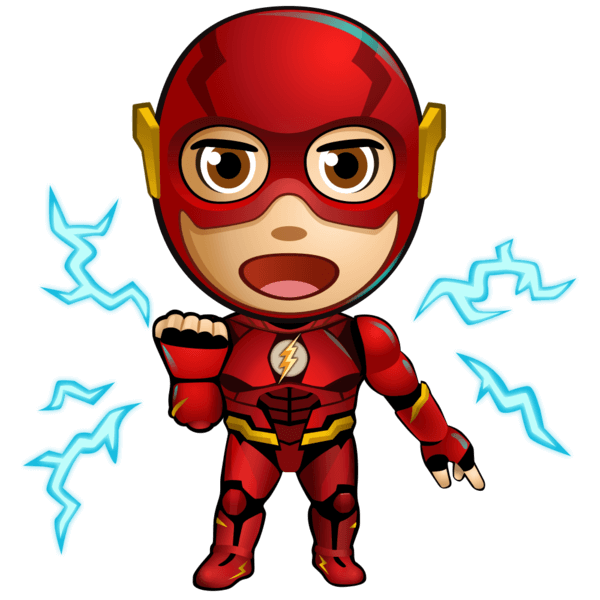 Justice League - Stickers messages sticker-11