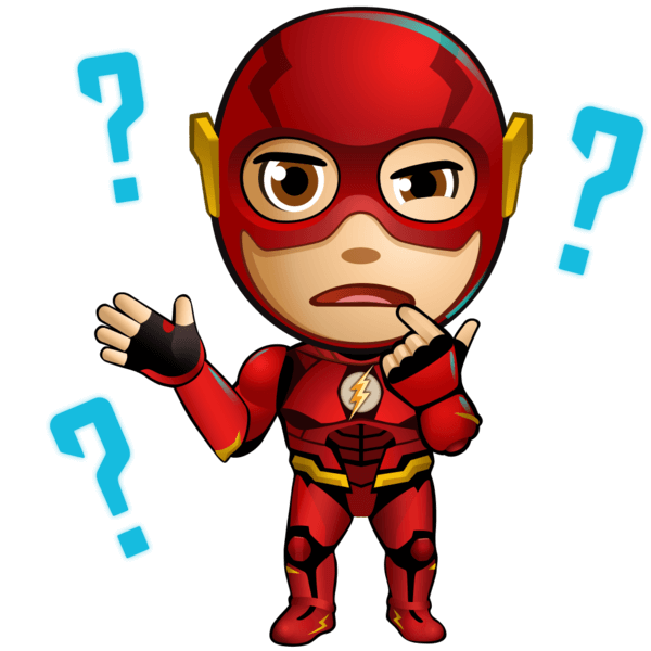 Justice League - Stickers messages sticker-10