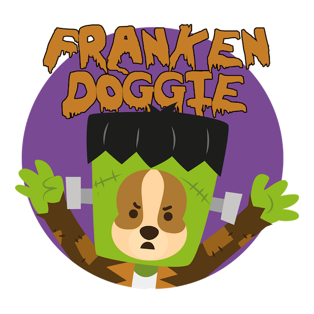 Halloween DogMOJI Stickers messages sticker-3