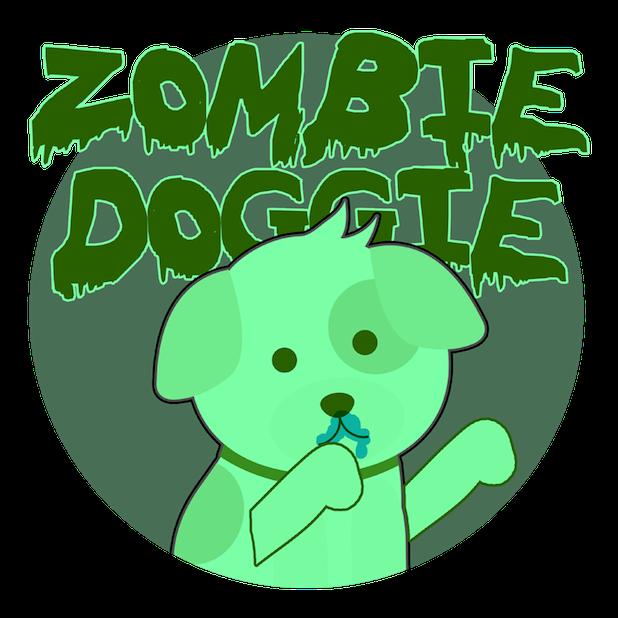 Halloween DogMOJI Stickers messages sticker-8