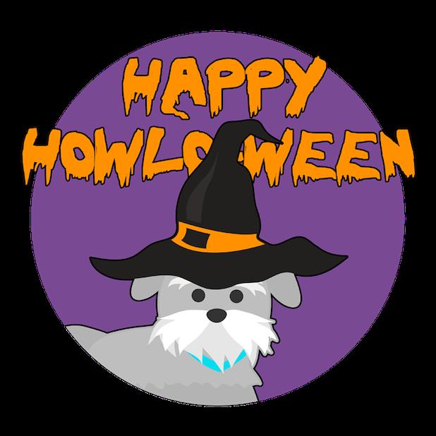 Halloween DogMOJI Stickers messages sticker-9