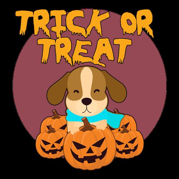 Halloween DogMOJI Stickers messages sticker-10