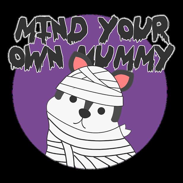 Halloween DogMOJI Stickers messages sticker-7
