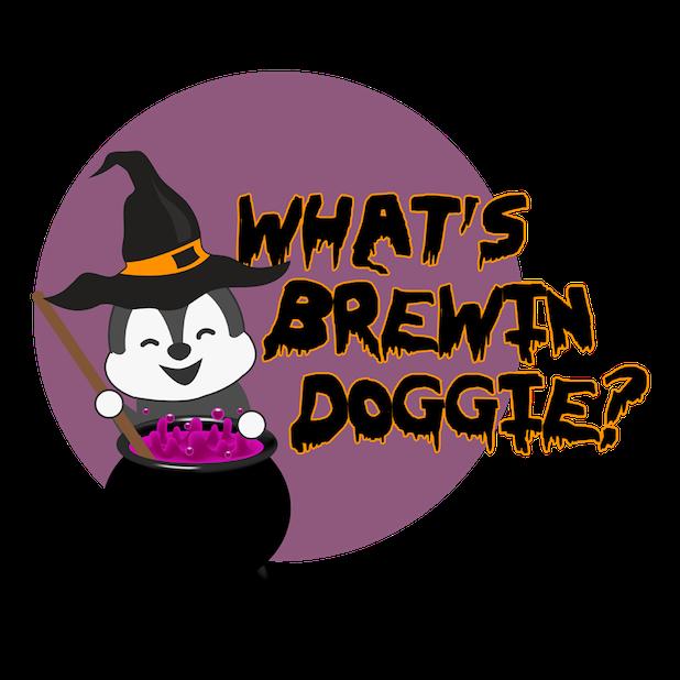 Halloween DogMOJI Stickers messages sticker-5
