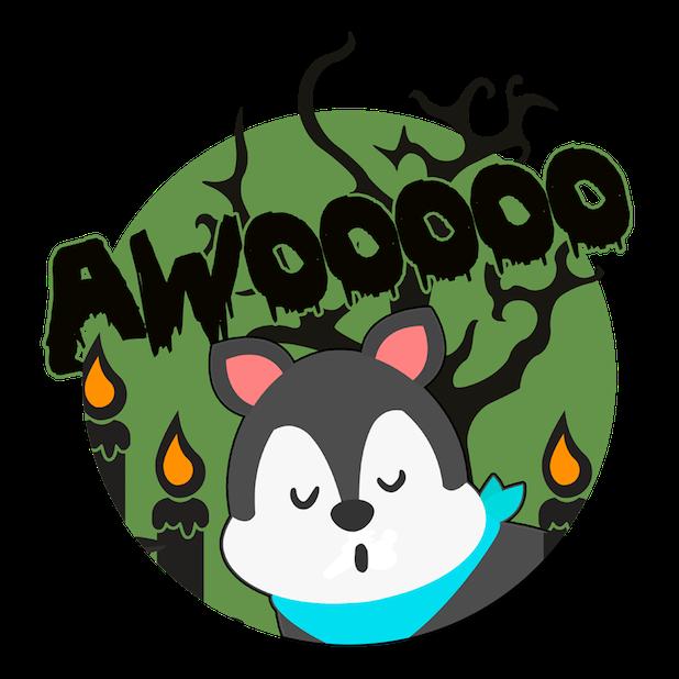 Halloween DogMOJI Stickers messages sticker-11