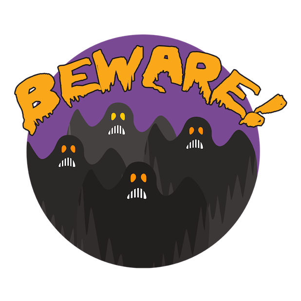 Scary HalloweenMoji Stickers messages sticker-0