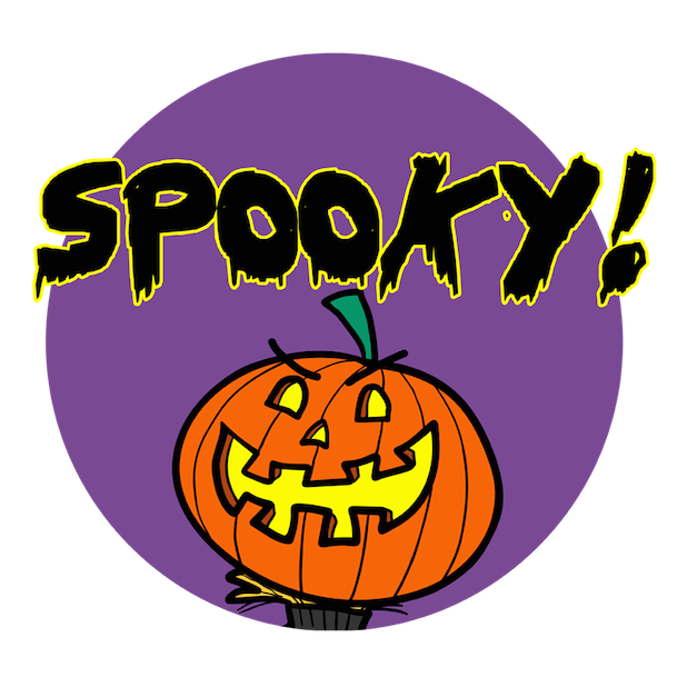 Scary HalloweenMoji Stickers messages sticker-1