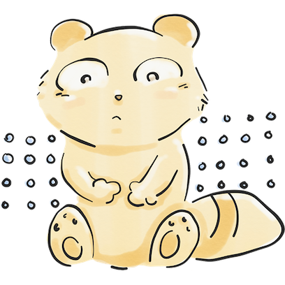 The Tanuki Twins messages sticker-10