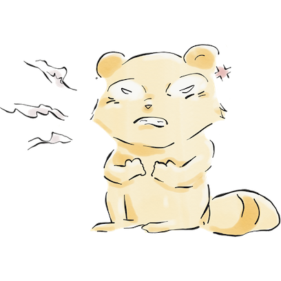 The Tanuki Twins messages sticker-8