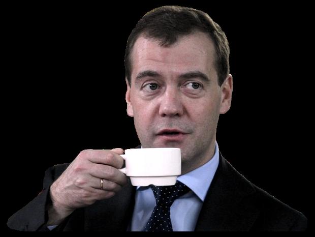 Дмитрий Медведев Stickers messages sticker-11
