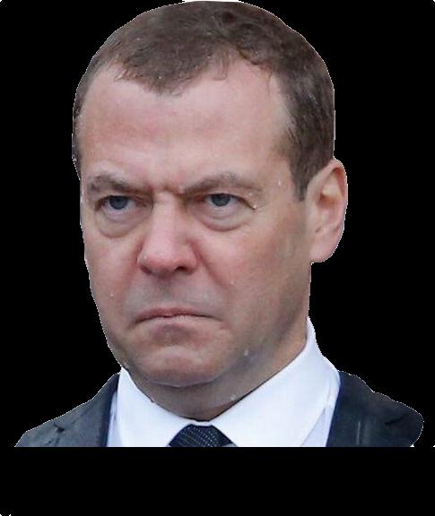 Дмитрий Медведев Stickers messages sticker-7