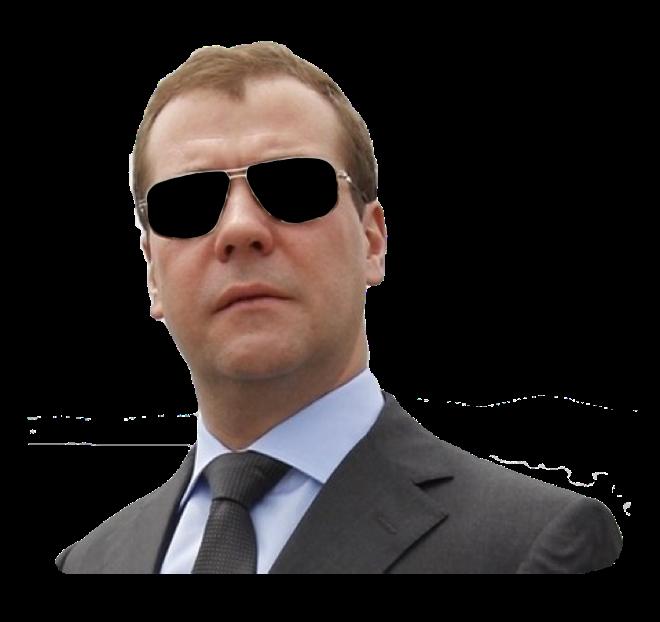 Дмитрий Медведев Stickers messages sticker-4