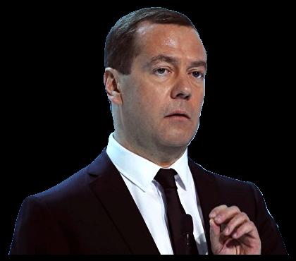 Дмитрий Медведев Stickers messages sticker-10