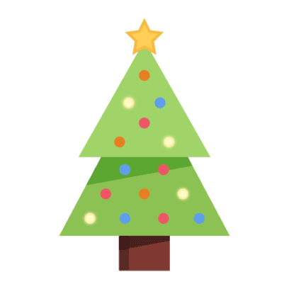 Christmas Animated Stickers messages sticker-0