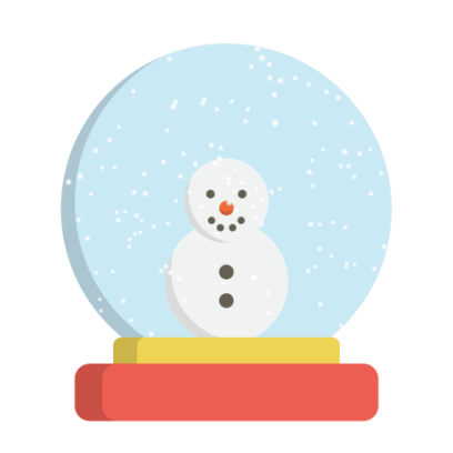 Christmas Animated Stickers messages sticker-8
