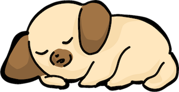 The Precocious Pug messages sticker-8