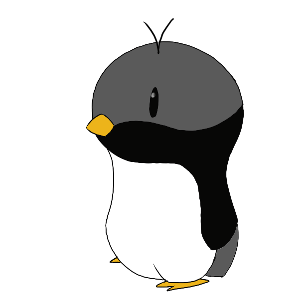 Penguin Stickers! messages sticker-1