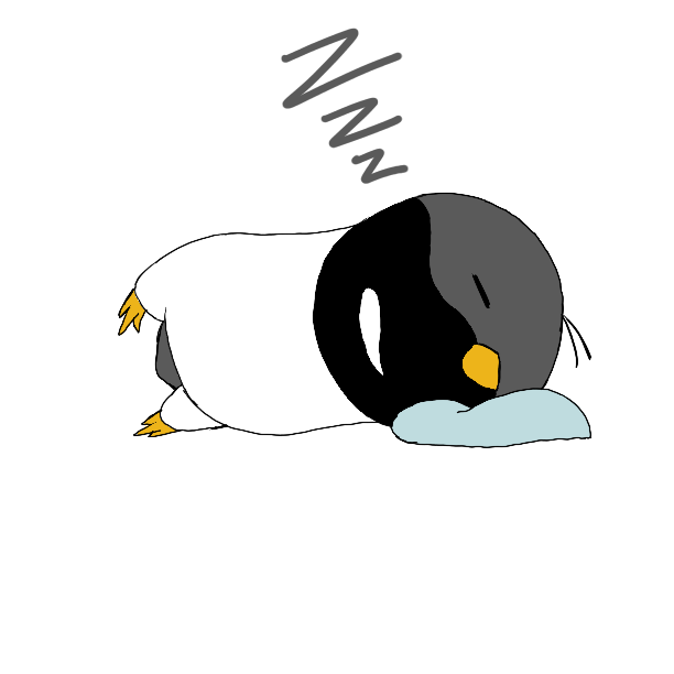 Penguin Stickers! messages sticker-6