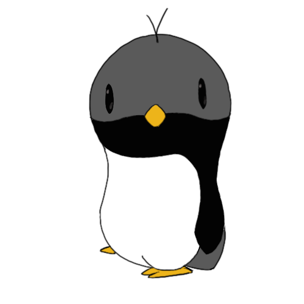 Penguin Stickers! messages sticker-2