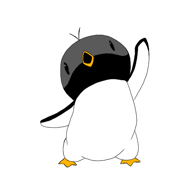 Penguin Stickers! messages sticker-5