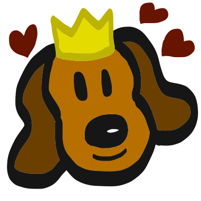King Ruff messages sticker-3