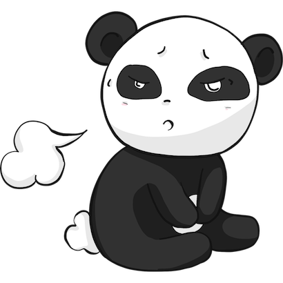Panda Pal messages sticker-9