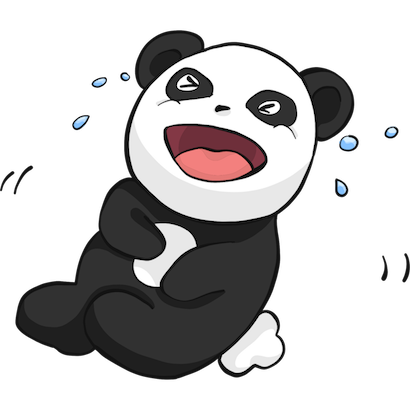 Panda Pal messages sticker-6